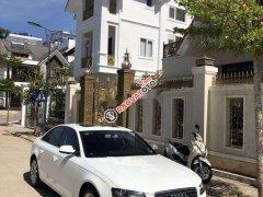 Cần bán lại xe Audi A4 đời 2011, màu trắng, nhập khẩu nguyên chiếc