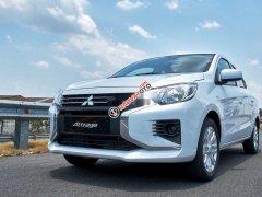 Bán Mitsubishi Attrage năm 2020, màu trắng, nhập khẩu