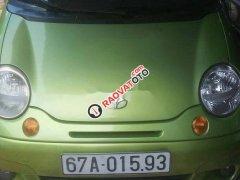 Cần bán xe Daewoo Matiz sản xuất 2004, chính chủ