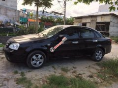 Cần bán xe Daewoo Lacetti đời 2008, màu đen, xe nhập chính chủ