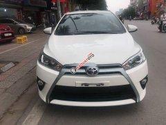 Cần bán lại xe Toyota Yaris G đời 2014, màu trắng, nhập khẩu nguyên chiếc, 486tr