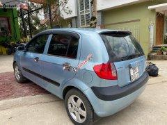 Bán Hyundai Getz 1.4 AT đời 2008, màu xanh lam, nhập khẩu
