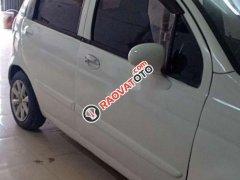 Bán xe Daewoo Matiz năm 2002, màu trắng, xe gia đình
