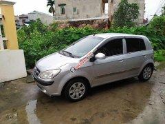 Cần bán gấp Hyundai Getz sản xuất năm 2010, màu bạc, nhập khẩu nguyên chiếc, giá 148tr