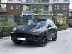Bán Porsche Cayenne đời 2015, màu đen, xe nhập