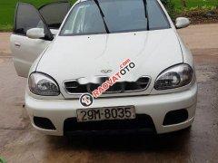 Bán ô tô Daewoo Lanos sản xuất 2002, màu trắng