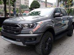 Cần bán Ford Ranger Raptor năm 2020, màu xám, nhập khẩu Thái