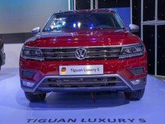 Khuyến mãi xe Tiguan Luxury S bản cao cấp nhất - dành cho những khách hàng mê Offroad