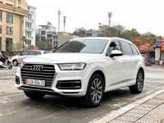 Cần bán gấp Audi Q7 2018, màu trắng, nhập khẩu
