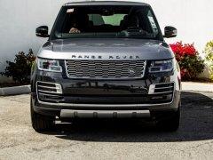 2020 LandRover Range Rover SV Autobiography LWB V6, màu đen - đẳng cấp SUV