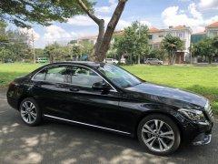 Bán xe Mercedes-Benz C250 Exclusive 2018, màu Đen. Giá 1,49 tỷ