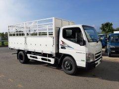 Bán xe tải Mitsubishi Fuso tải trọng 2,1 tấn thùng dài 4m3 ở Vũng Tàu