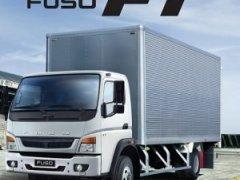 Xe Fuso đời 2020 với tải trọng 7,4 tấn