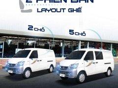 Bán xe tải Van 2 chỗ và 5 chỗ, tải trọng 750~950 Kg, ở Vũng Tàu