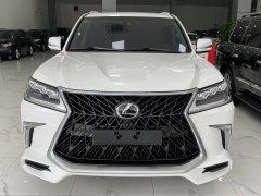 Bán Lexus LX570 Super Sport S siêu lướt, sản xuất và đăng ký 2018, tên tư nhân, biển Hà Nội, lăn bánh 9000 km, mới 99%