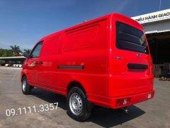 Xe bán tải Van 2 chỗ 5 chỗ tải trọng 945kg và 750 kg