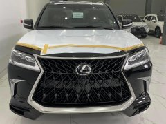 Cần bán xe Lexus LX 570 Super Sport đời 2020, màu đen, nhập khẩu nguyên chiếc
