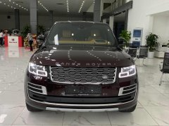 Bán Range Rover SV Autobiography L 3.0. màu cherry siêu đẹp, sản xuất 2020,xe giao ngay.