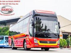 Bán xe khách Samco Primas Limousine 34 giường nằm cao cấp, động cơ Hyundai 380PS