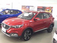 Bán MG ZS đời 2020, màu đỏ, nhập khẩu chính hãng, giá 639tr