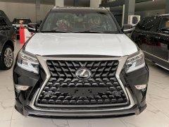 Bán Lexus GX460 Luxury sản xuất 2020, nhập Trung Đông, xe giao ngay