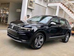 Volkswagen Tiguan - xe Đức nhập khẩu nguyên chiếc màu đen tặng quà khủng