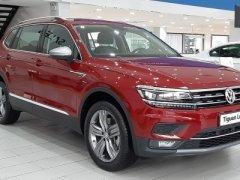 Volkswagen Tiguan Luxury Rubyred giảm ngay 120tr !!
