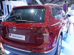 Volkswagen Tiguan Luxury S  - Đẳng cấp và tiện nghi