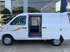 Xe tải van 2 chỗ, thùng 3 khối, tải trọng 950 kg, hỗ trợ trả góp 75% giá trị xe