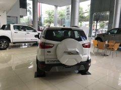 Bán xe Ford EcoSport 1.0P AT Titanium đời 2020, màu trắng, xe nhập