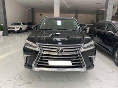 Xe Lexus LX 570 2019, màu đen, xe nhập, như mới