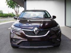 Xe Renault Arkana màu nâu, full options giao ngay, xe Coupe rẻ nhất phân phúc