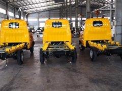 Bán ô tô Dongben 1020D đời 2020, màu vàng, 210 triệu