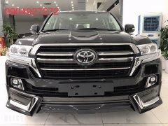 Bán xe Toyota Land Cruiser VXR năm 2020, màu đen, nhập khẩu chính hãng