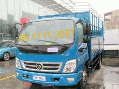 Xe Thaco Ollin 500 tải trọng 5 tấn, thùng dài 4m35 tại Hải Phòng
