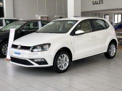 Bán xe Volkswagen Polo 2020, màu trắng, nhập khẩu nguyên chiếc