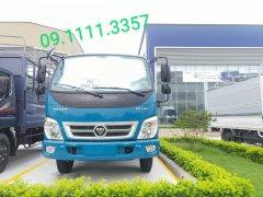 Xe tải Ollin 490 thùng lửng tải trọng 2 tấn 49 tại Hải Phòng