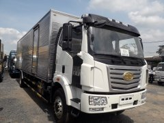 Xe tải Faw 7 tấn thùng kín dài 9m7