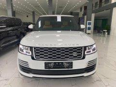 Cần bán xe LandRover Range Rover Autobiography LWB 3.0 năm 2020, màu trắng, xe nhập