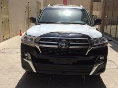 Cần bán Toyota Land Cruiser VXS 5.7 MBS đời 2021, màu đen, nhập khẩu nguyên chiếc