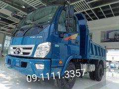 Xe tải Ben 3 tấn rưỡi forland FD350 tại Hải Phòng