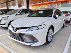 Toyota Camry mới 2021 giảm giá cực Khủng khi mua xe trong tháng