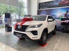 Cần bán xe Toyota Fortuner 2.4MT 4x2 đời 2021, gọi ngay để nhận siêu khuyến mãi