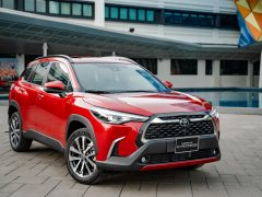Cần bán rất gấp xe Toyota Cross 1.8G đời 2021 - gọi ngay để nhận siêu khuyến mãi