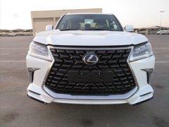Bán xe Lexus LX570 Super Sport trắng 2021 Trung Đông