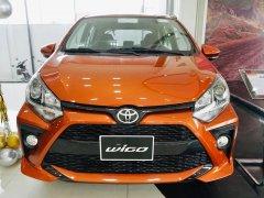 Toyota Wigo số tự động nhập khẩu giao ngay - đủ màu - giá tốt