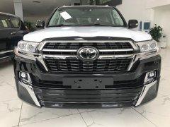 Bán Toyota Land Cruiser 5.7V8 bản VX-S xuất Trung Đông 2021 mới nhất