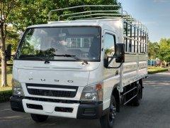 Xe tải Thaco Fuso Canter 6.5 mui bạt tại Hải Phòng giá thanh lý