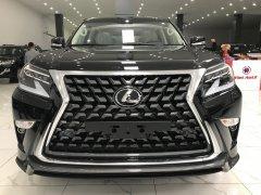 GX460 Luxury 2021 màu đen nội thất kem bản xuất Trung Đông đủ đồ nhất của dòng GX460