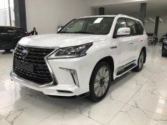 Bán Lexus LX 570 Super Sport S  2021, màu trắng, nhập khẩu Trung Đông